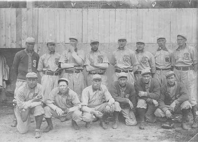 St. Paul baseball team