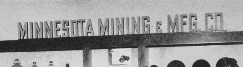 """Minnesota Mining & MFG. Co."""