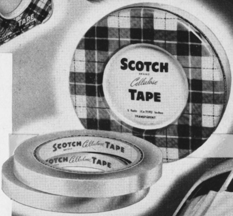 Cellophane Tape 2