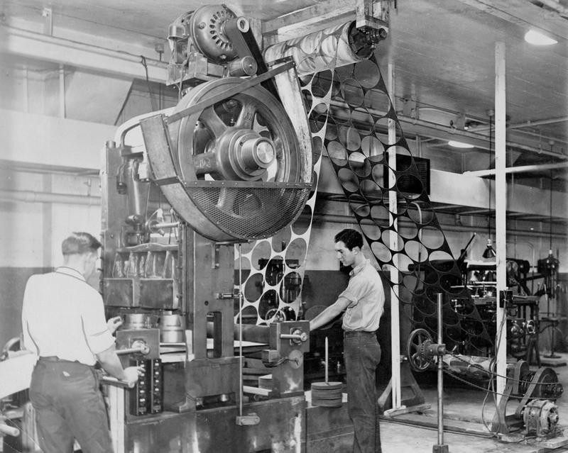 Men and Machinery
