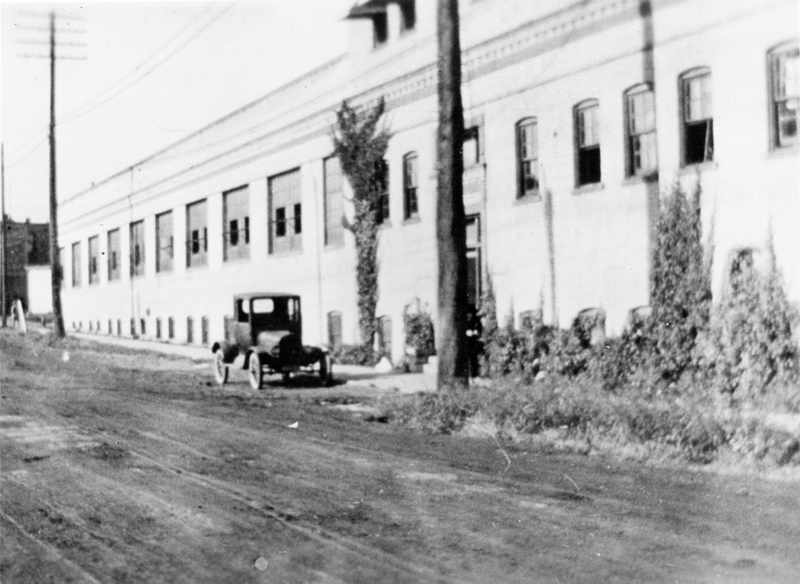 Buildings 1 and 2, 1921
