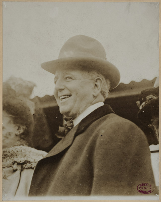 Charles Comiskey, owner of the Chicago White Sox