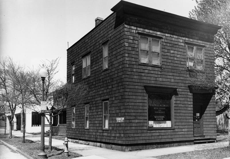 Original Office, Two Harbors